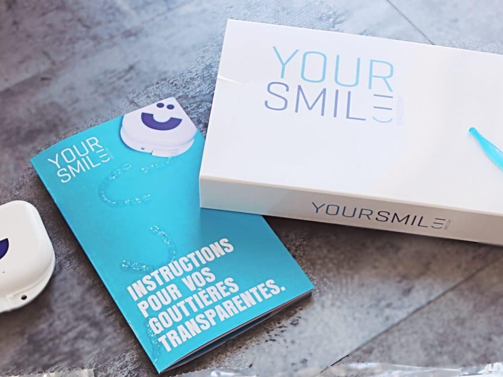 beauté des dents: Gouttières Your Smile Direct